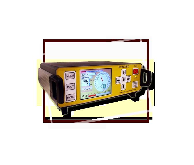 Проверка ииспытание дизельных инжекторов